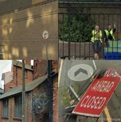 Salford Google Street View derive, Andrew Howe