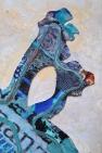 Biomorph IV detail